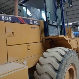 柳工855装载机