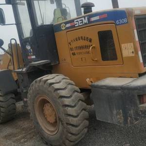 山工630B装载机